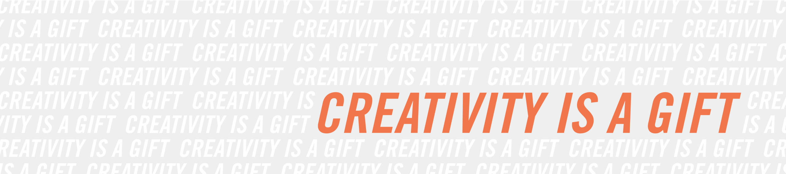 creativity is a gift header-01