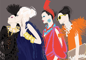 Fashion Illustration teens
