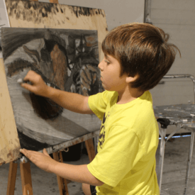 Kids Art Classes Hartsdale One River School