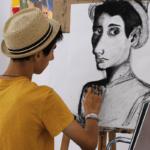 Teen Focus on Drawing 05